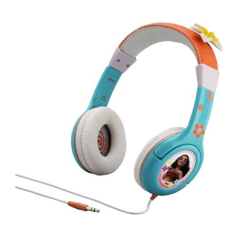 Disney Vaiana Headphones blauw/oranje