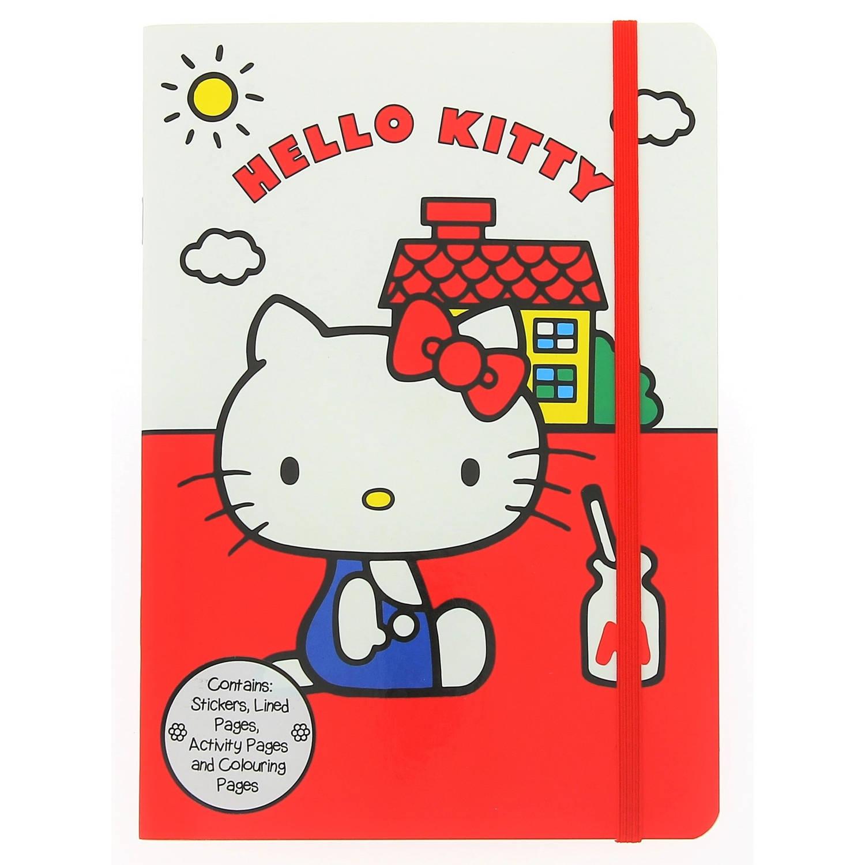 Korting Blueprint Collections Doeboek Hello Kitty
