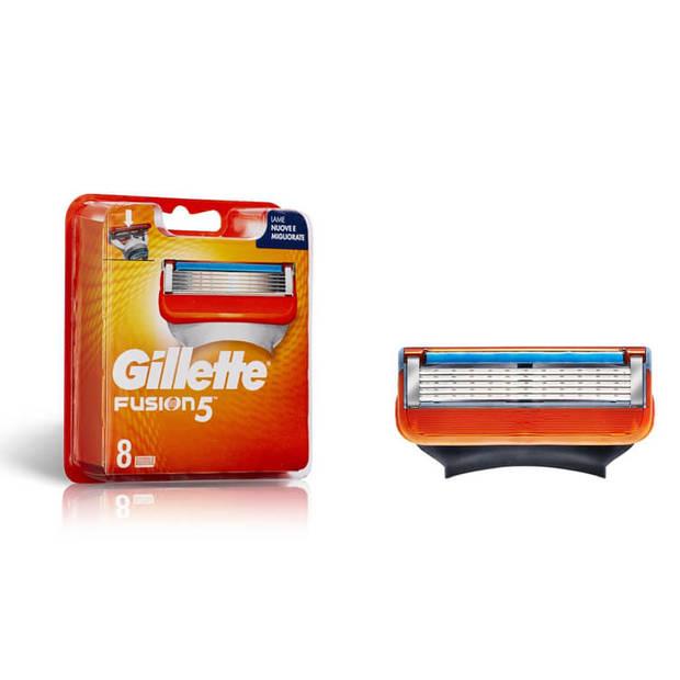 Gillette Fusion5 - 8 Stuks - Scheermesjes