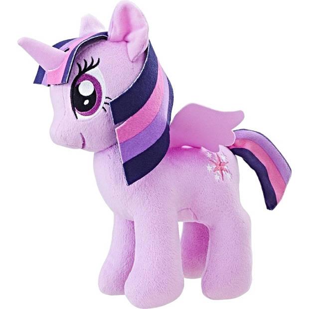 Hasbro knuffel My Little Pony Twilight Sparkle 26 cm paars
