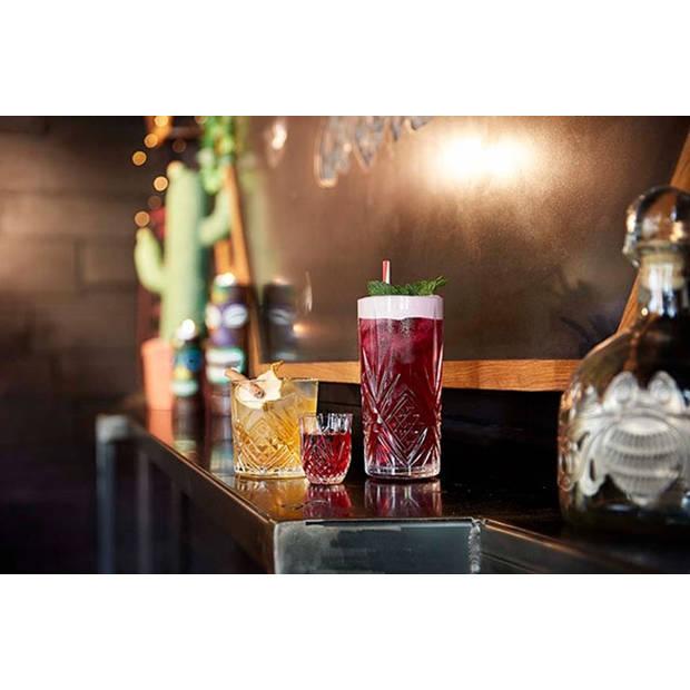 Arcoroc Broadway longdrink glas - 38 cl - Set-6