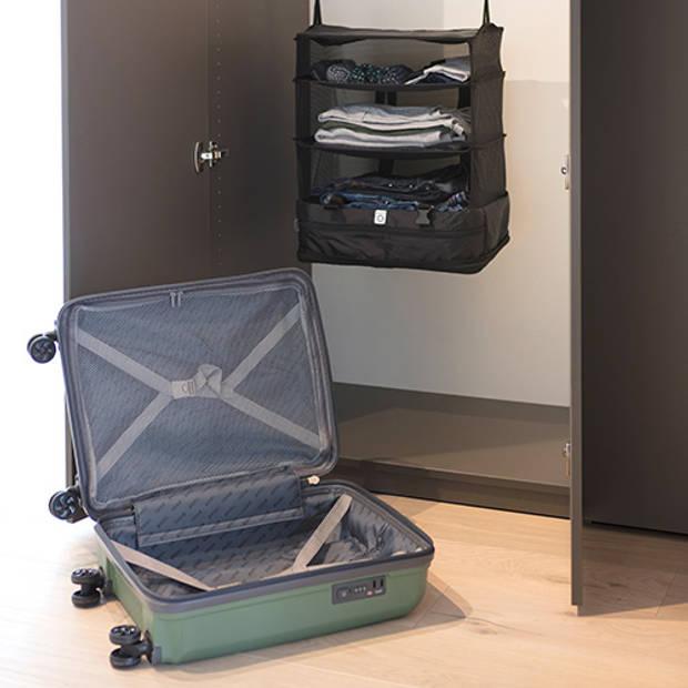 TravelZ Koffer organiser - inpakbare kast - kleding organiser