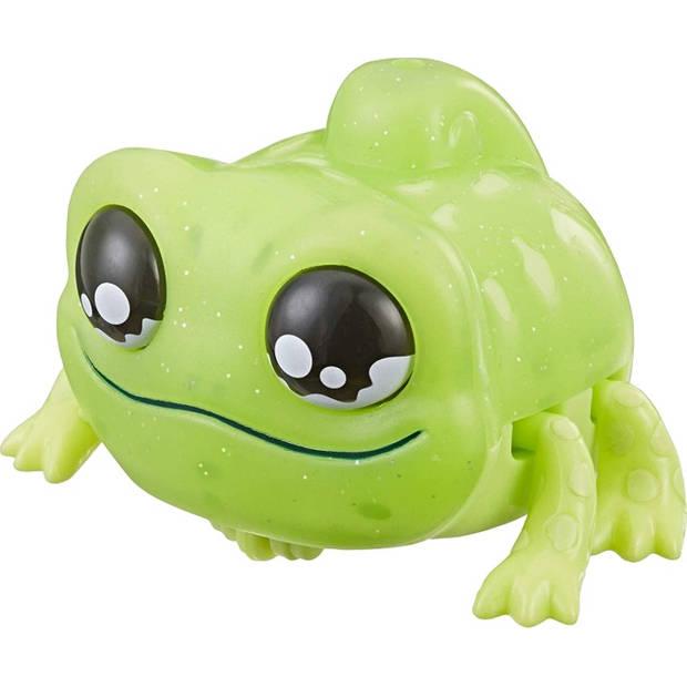 Hasbro speelfiguur Yellies Scalez 6,5 cm groen