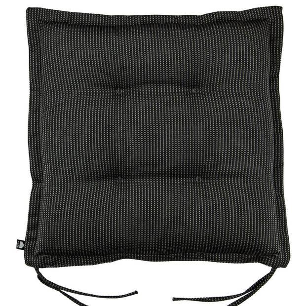 Kopu® - Manchester Zitkussen 50x50 cm - Black