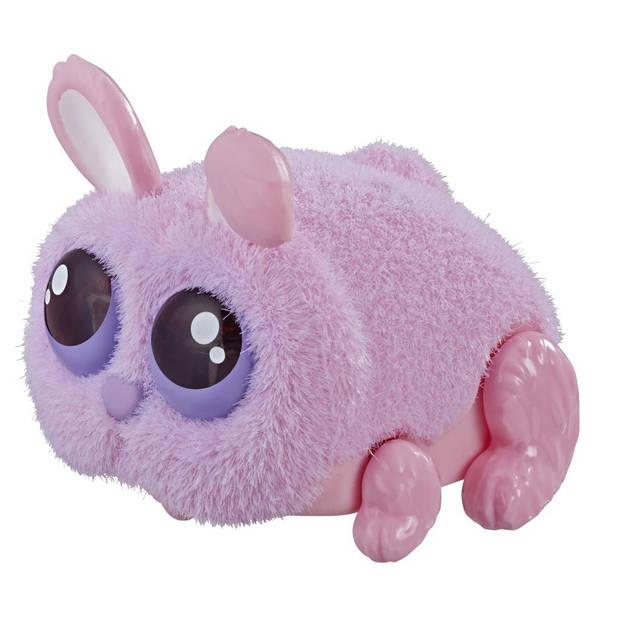 Hasbro speelfiguur Yellies Biscuit Bun 6,5 cm roze