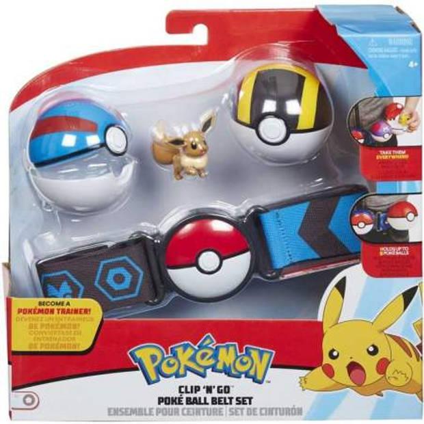 Pokémon Clip 'n Carry Poke Bal