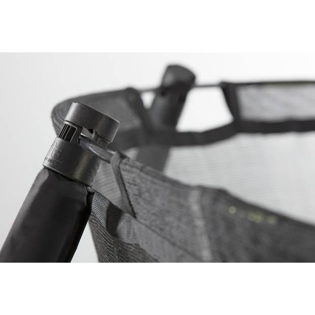 Trampoline - Salta Premium Black Edition - 153 x 214 cm