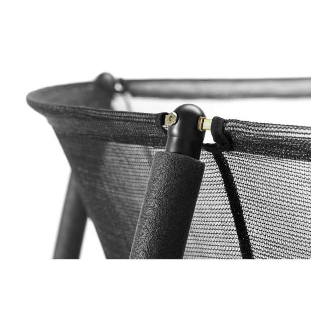 Trampoline - Salta Comfort Edition - 214 x 305 cm - Zwart