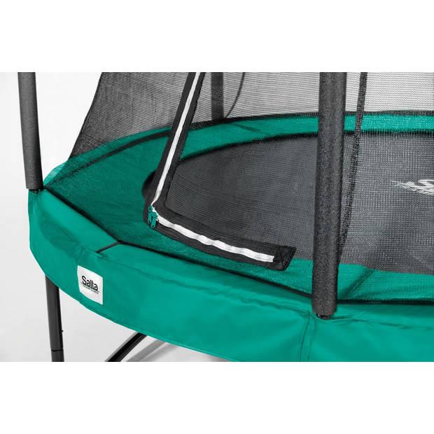 Trampoline - Salta Comfort Edition - 213 cm - Groen