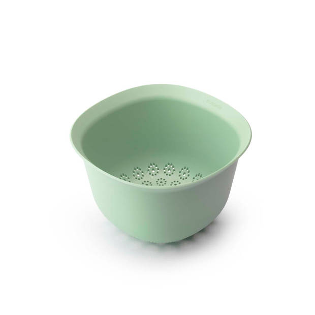 Brabantia Tasty+ vergiet - 2,4 liter - Jade Green