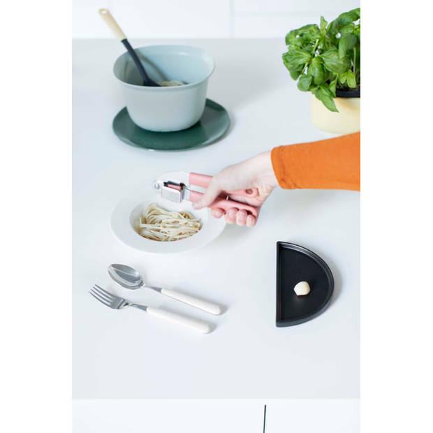 Brabantia Tasty+ knoflookpers - Terracotta Pink