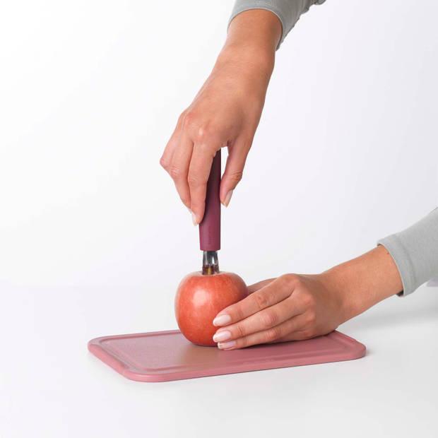 Brabantia Tasty+ appelboor - Aubergine Red