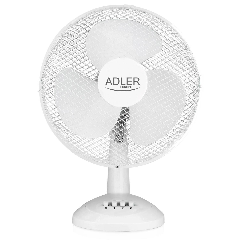 Adler AD 7303 - Ventilator - Desktop - 30 cm