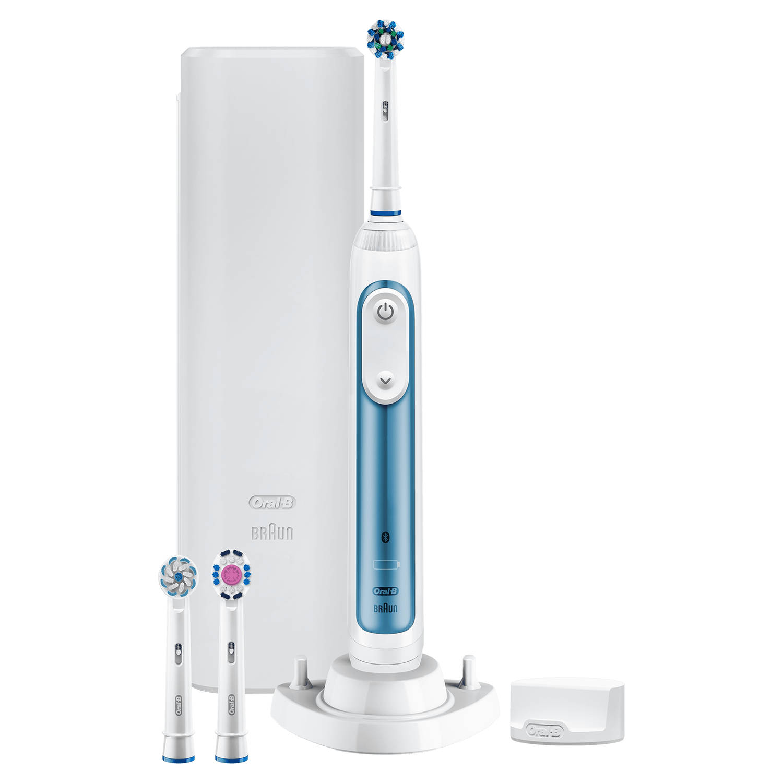 Korting Oral b Smart 6100s Blue Elektrische Tandenborstel