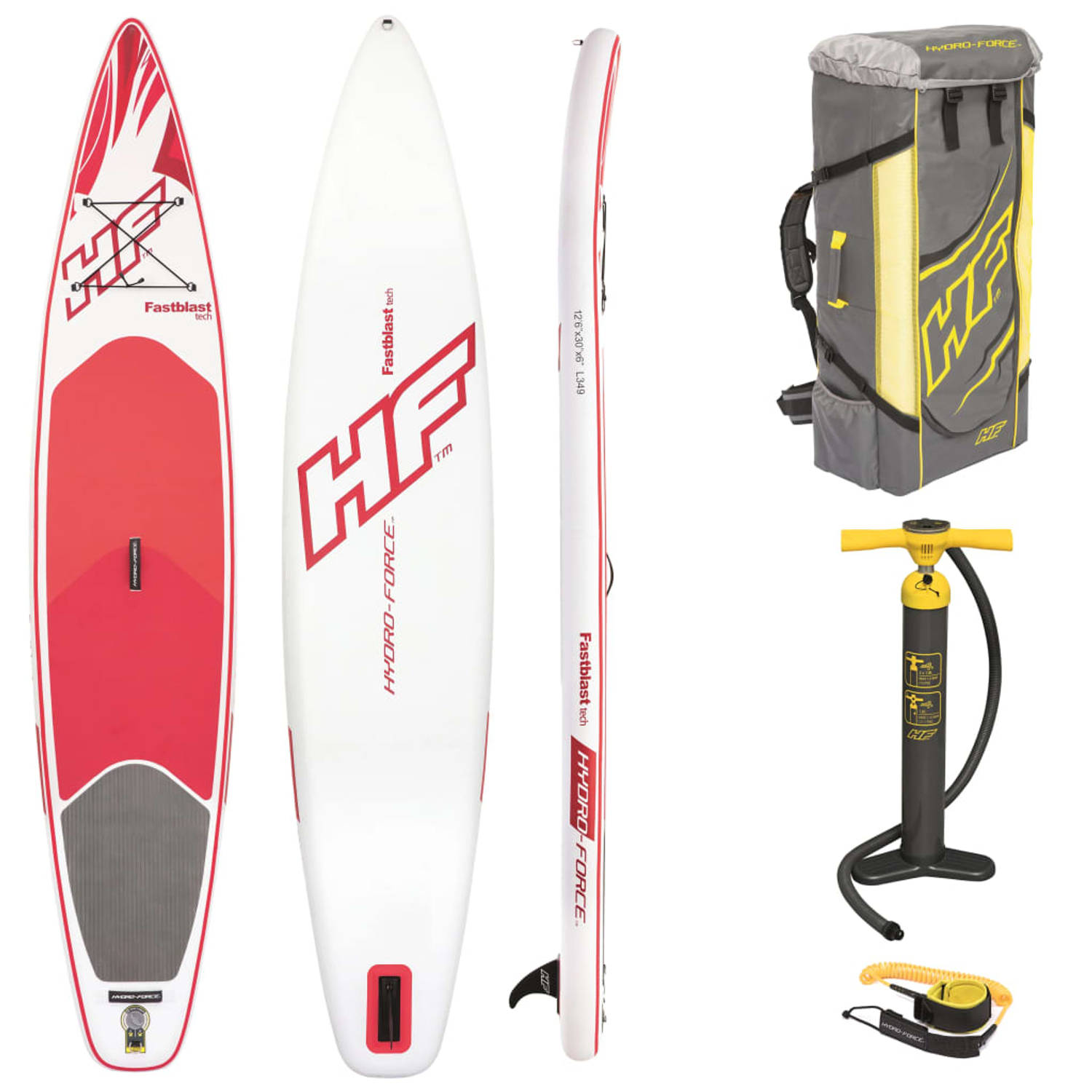 Bestway Hydro-Force SUP-set opblaasbaar Fastblast Tech 65306