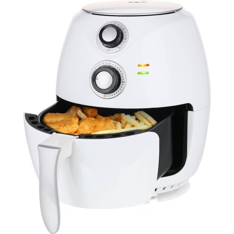 Smart Fryer 3,6L - wit - AF-112828.3 Emerio