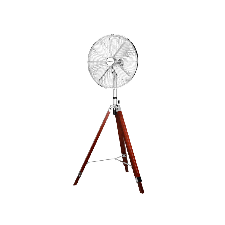 Staande Ventilator Driepoot Wood - 40 cm FN-120952 Emerio