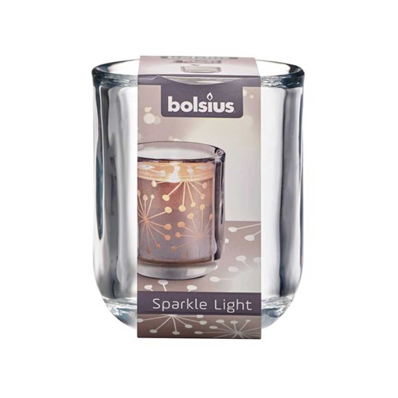 Bolsius Classic Houder Voor Sparkle Lights