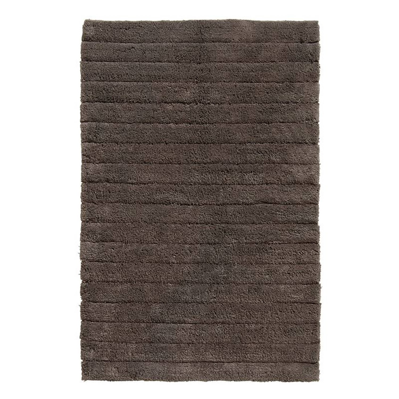 Korting Seahorse Board Badmat 100 procent Katoen Badmat (60x90 Cm) Basalt
