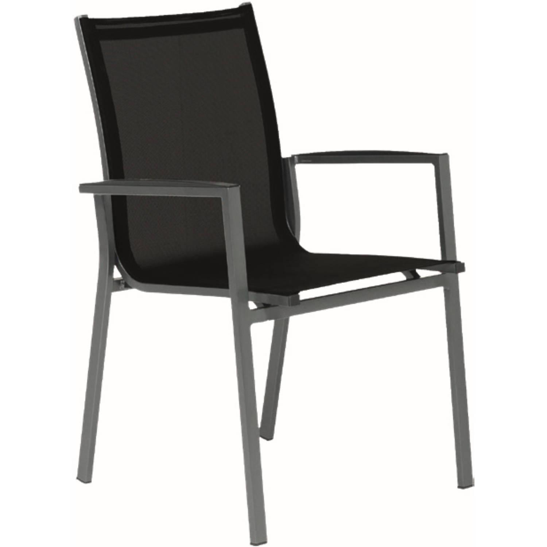 Foxx Chair Aluminium Armleuning