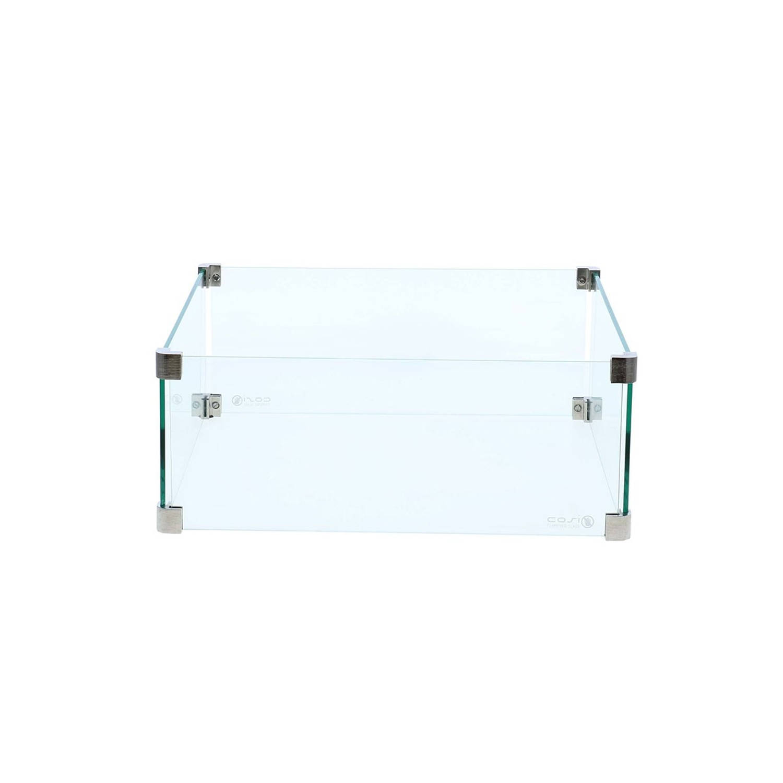 Cosi Fires glasset square - vierkant maat L