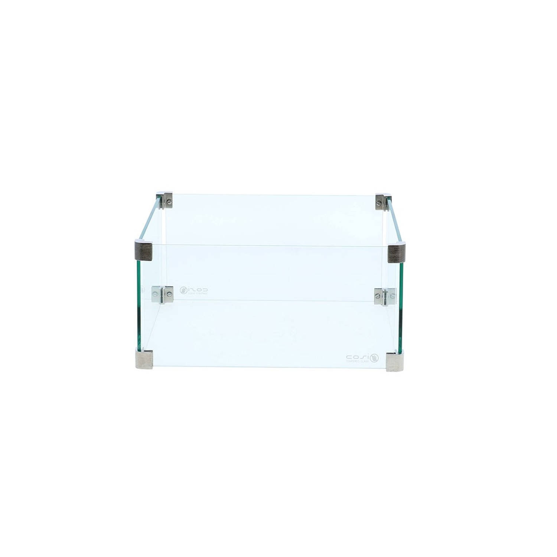 Cosi Fires Glasset Square - Vierkant Maat M