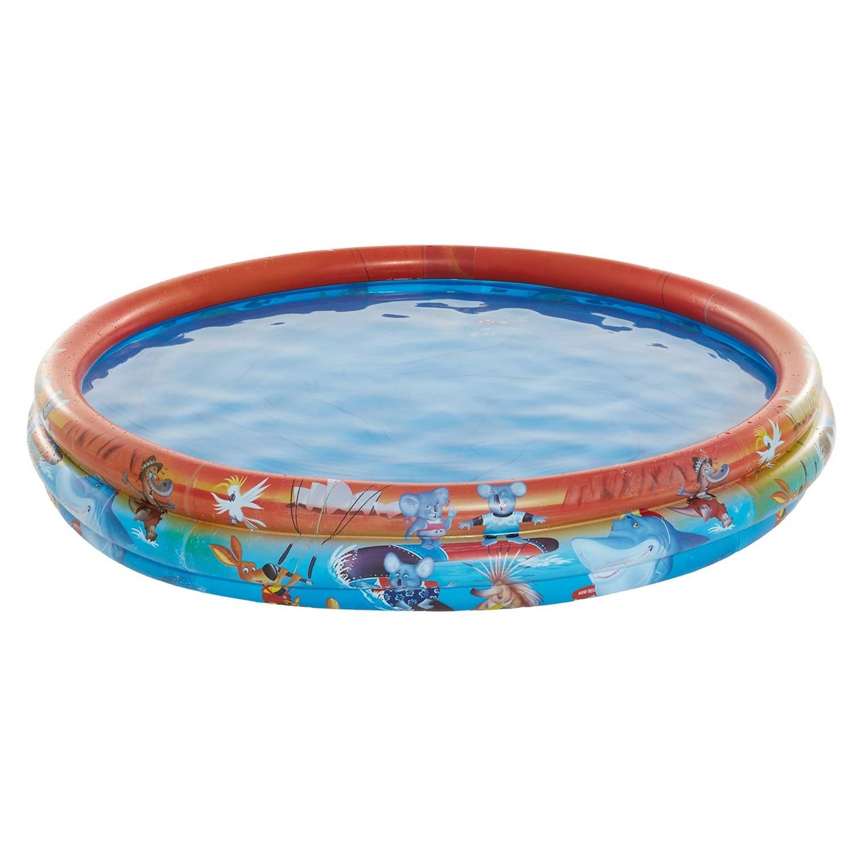 Happy People opblaaszwembad Wencke Down Under 175 x 30 blauw