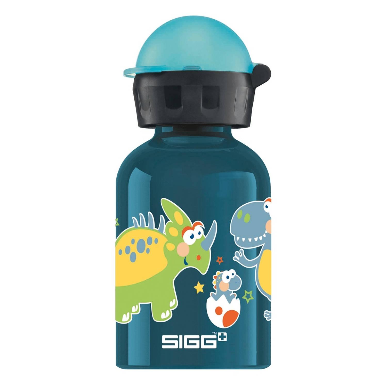 Sigg Drinkbeker Dino 300 Ml Blauw