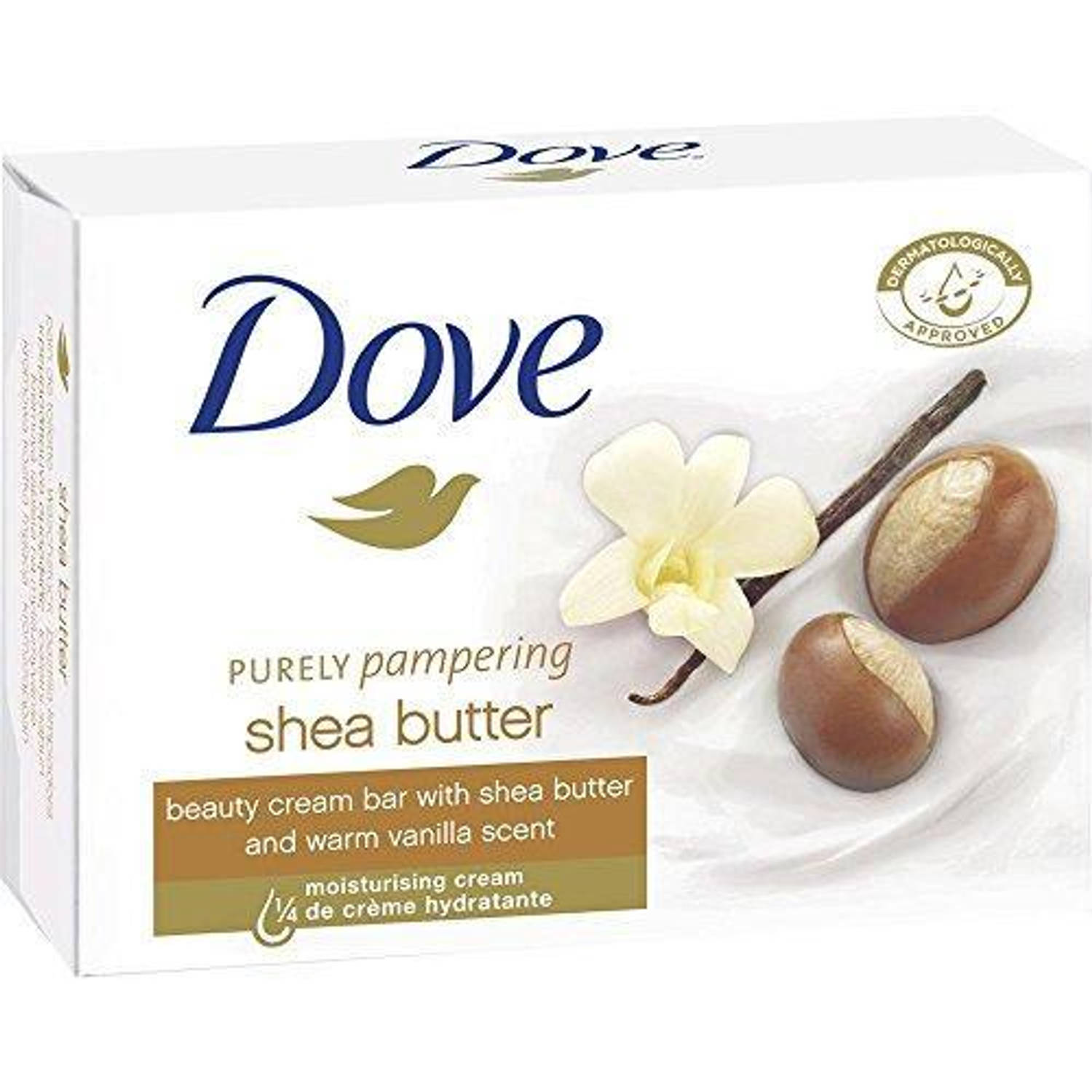 Dove Purely Pampering Shea Butter- 100g