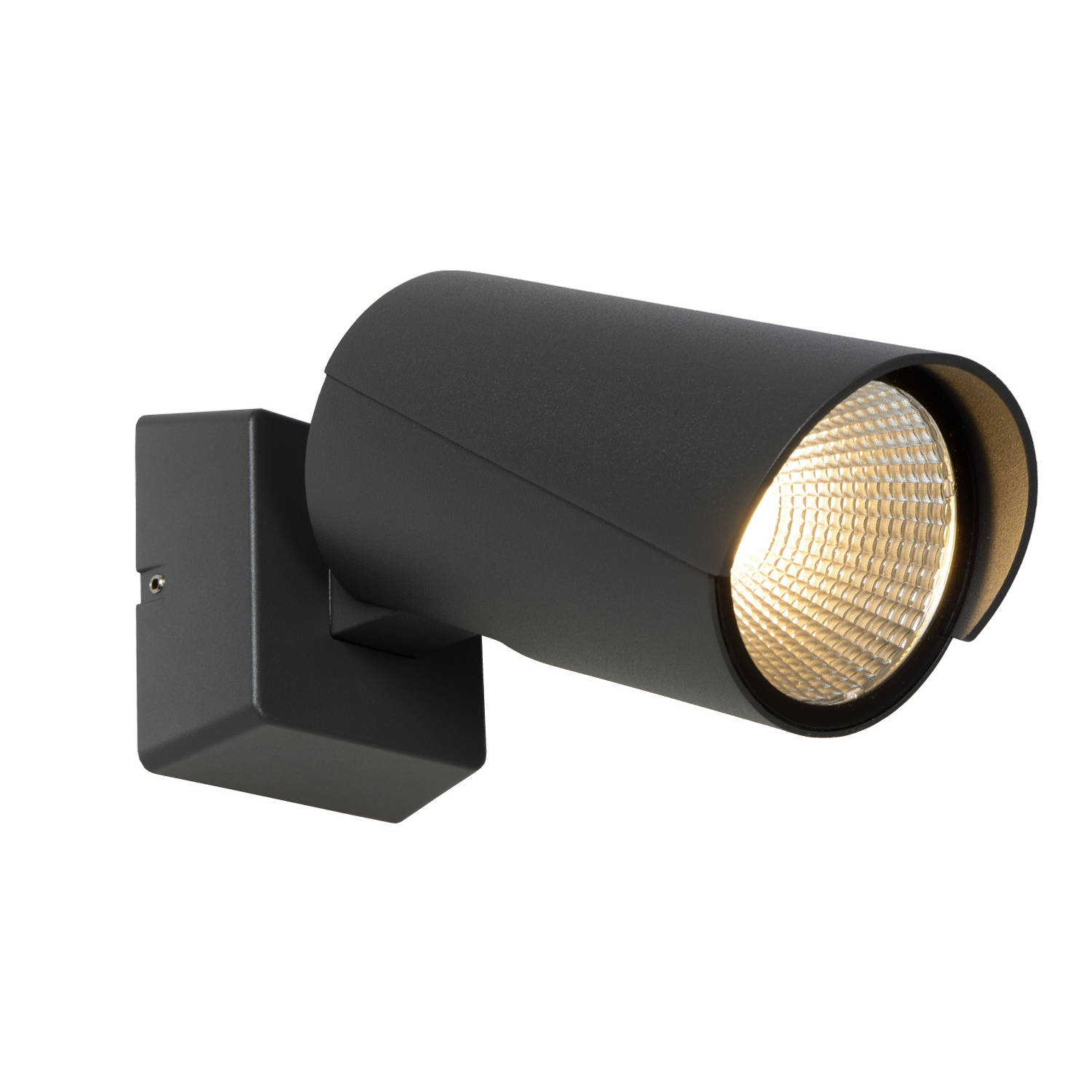 Lucide Manal Wandspot Led 12w Antraciet