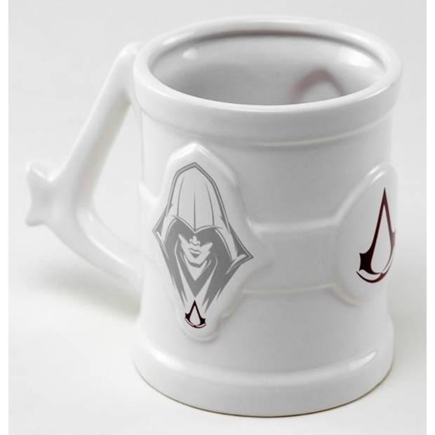 GB Eye mok Assassins Creed Tankard wit 500 ml