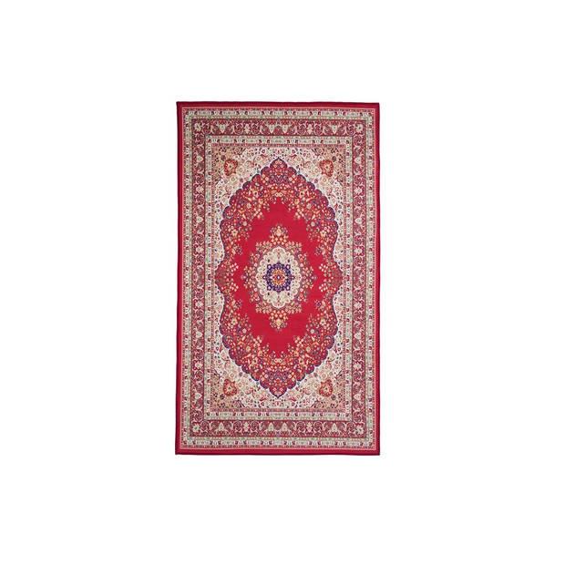 Beliani KARAMAN Vloerkleed Polyester 80 x 150 cm