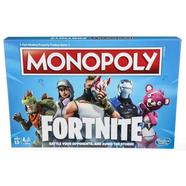 Hasbro Monopoly - Fortnite editie