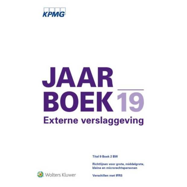 Kpmg Jaarboek Externe Verslaggeving / 2019