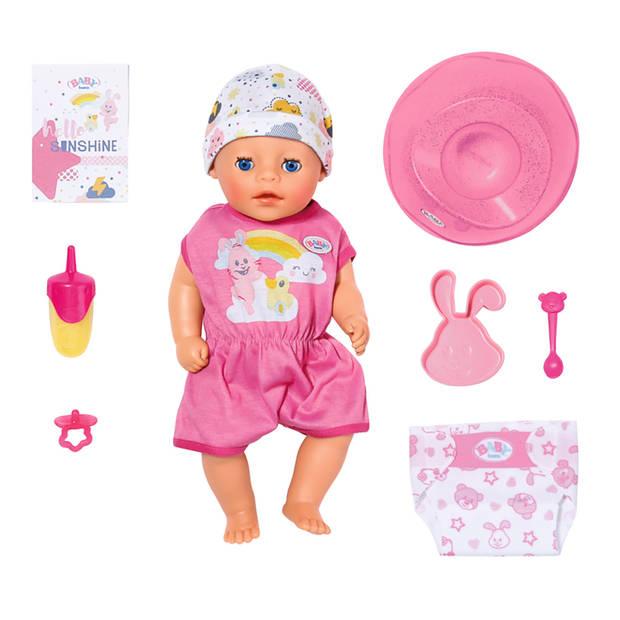 Baby Born pop Soft Touch Little Girl - 36 cm