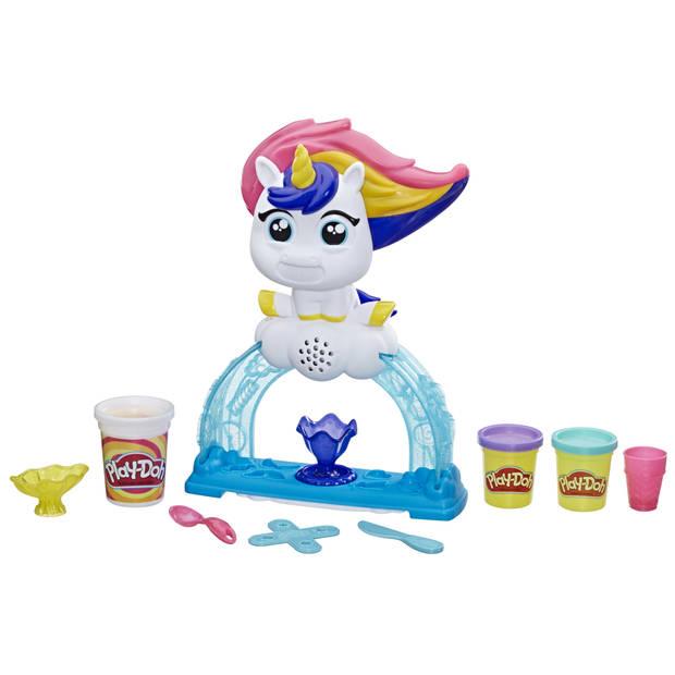 Play-Doh kleiset Drollendraaiende Ijseenhoorn