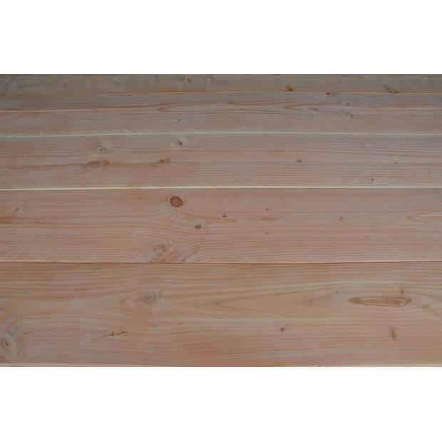 Wood4you - tuintafel Chicago Douglas 200Lx78Hx80D cm