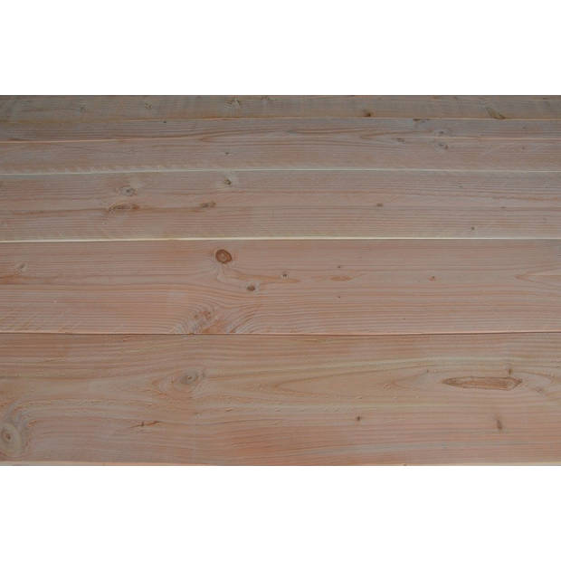Wood4you - tuintafel Chicago Douglas 220Lx78Hx100D cm