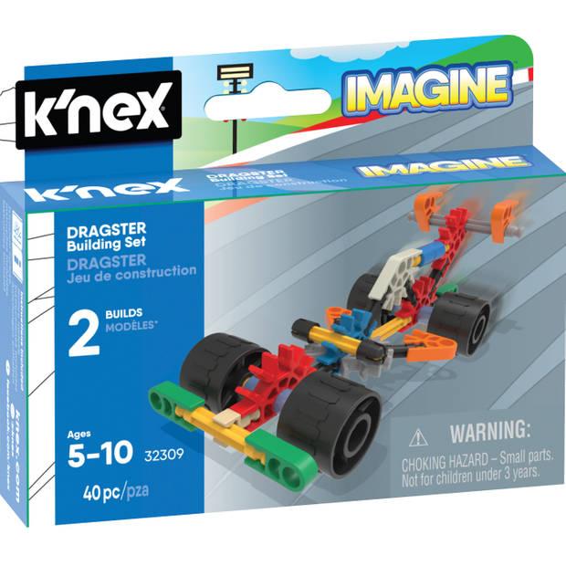 K'nex Imagine dragster