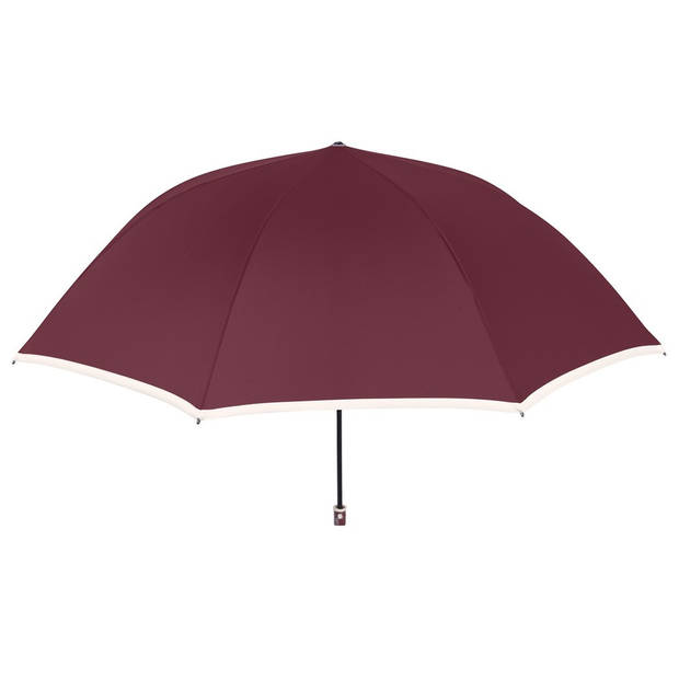 Perletti paraplu bies automatisch 96 cm rood