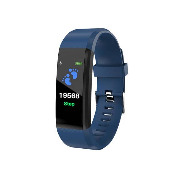 Bluetooth Activity Tracker - Blauw - Meet al je activiteiten