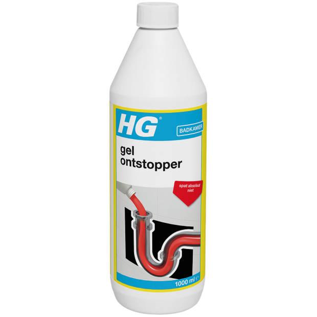 HG gel ontstopper - 1 liter