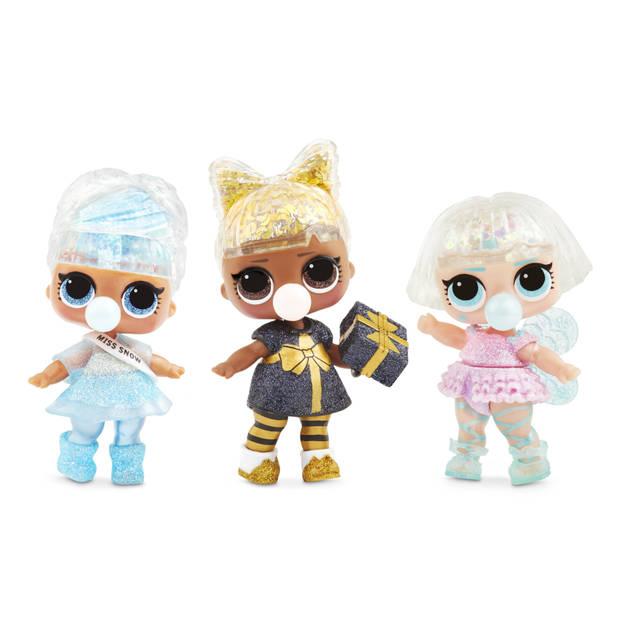 L.O.L. Surprise glitter globe winter disco series A