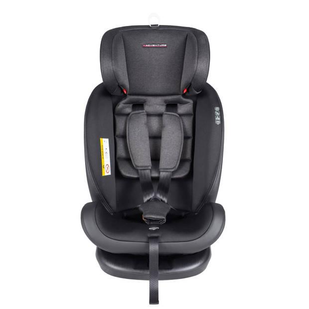 XAdventure Autostoel Quickfix Zwart