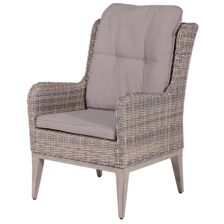Castello dining fauteuil havanna sand