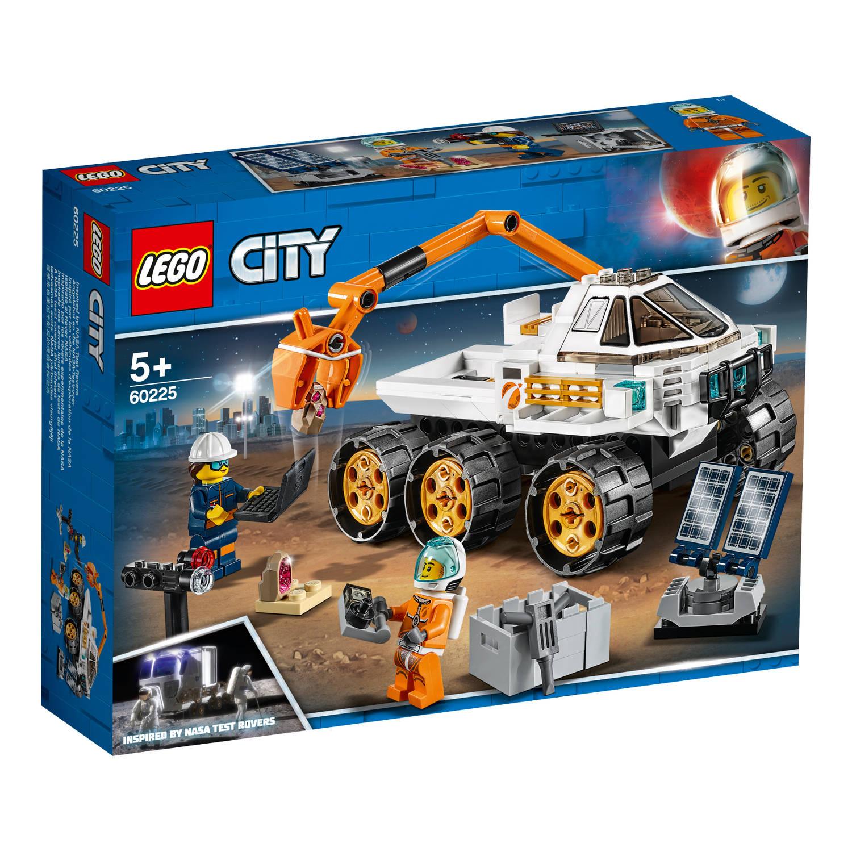 Korting Lego City Testrit Rover 60225