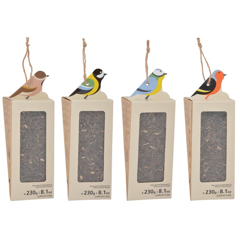 Merkloos Buiten Vogelvoer Zonnebloempitten 230 Gram online kopen