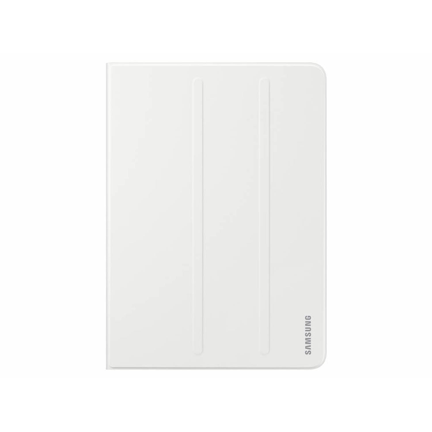 Book Cover voor Samsung Galaxy Tab S3 9.7 - Wit
