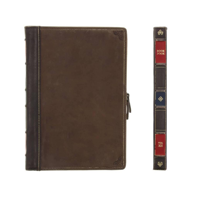 BookBook Case voor iPad Mini / 2 / 3 - Bruin