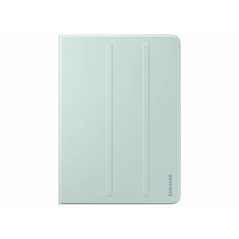 Book Cover voor Samsung Galaxy Tab S3 9.7 - mintGroen